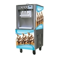 Soft Ice Cream & Frozen Yogurt Machine