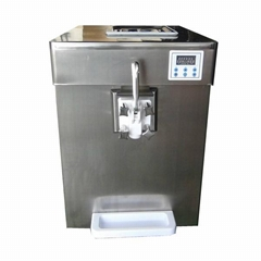 Single Flavor Commercial Frozen Yogurt Ice Cream Machine