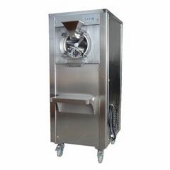 大产量商用硬冰机 硬冰淇淋机器
