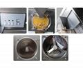 High Quality YB-40 Gelato Machine, Batch Freezer