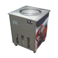 WF900单锅炒冰机,炒冰机价