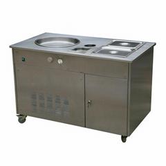 WF1120手動炒冰機,生產炒冰機