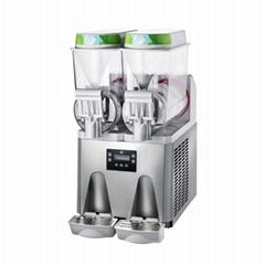 XRJT2&12L雪融機商用 雙缸果汁機飲料機 雪泥機