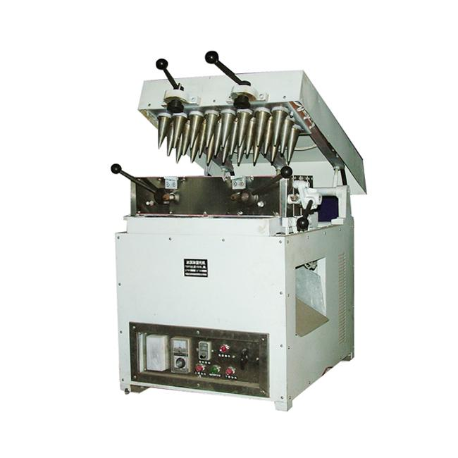 Each Output 32 Cones Ice Cream Cone Wafer Making Machine