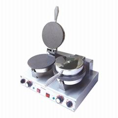 XG-02双头雪糕皮机,冰激凌蛋筒机,脆皮机