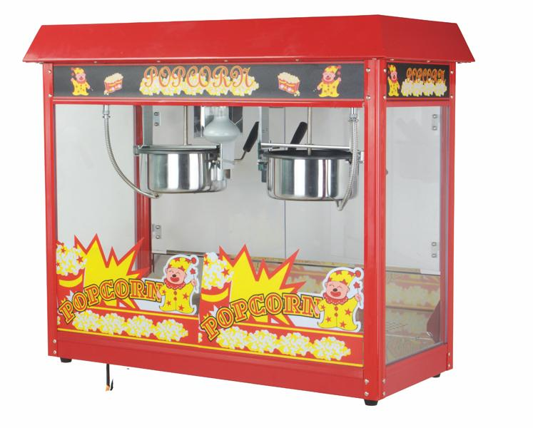 Factory Direct Sale ET-POP6A-2 Popcorn Vending Machine, Flavored Popcorn Machine