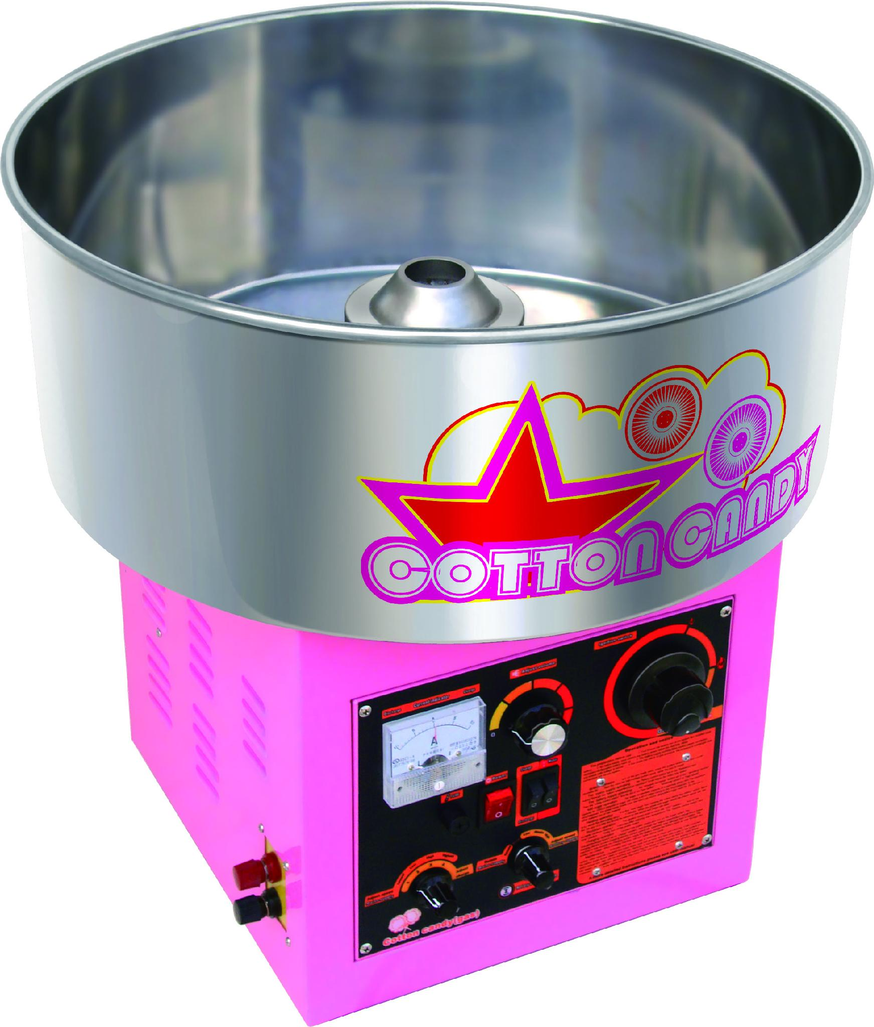 Wholesale WY-78 Gas Cotton Candy Machine, Cotton Candy Machine Price