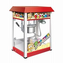 Factory Direct Sale VBG-1608 Caramel Popcorn Machine, Popcorn Machine For Sale