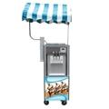 BQ332 Hot Yogurt Soft Ice Cream Machine,