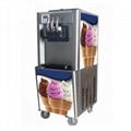 BQ322移动冰激淋机,速冻冰
