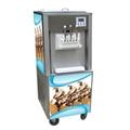 BQ322軟冰淇淋機商用,流動