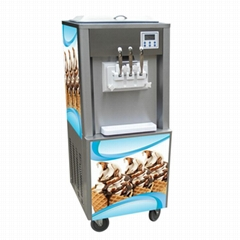 Wholesale BQ322 Big Capacity Ice Cream Machine, Ice Cream Machine Maker