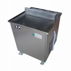 High Quality C-3 Fry Pan Ice Cream Machine, Fried Roll Ice Cream Machine