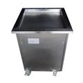 WF900 Fried Ice Cream Machine Square Pan