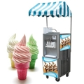 BQ322冰激凌机器,创业设备