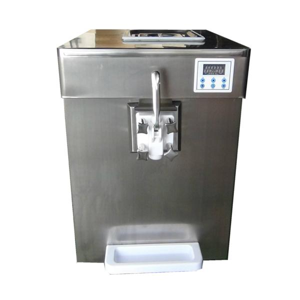 Counter One Flavor Commercial Softy Ice Cream Machine Price
