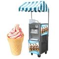 BQ332彩虹冰淇淋机,冰激凌