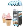 BQ322混合冰激淋機,商業雪
