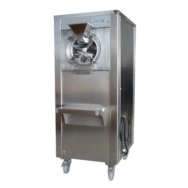 Hourly 50 Liters Commercial Hard Ice Cream Machine