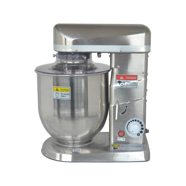 Industrial Food Products : Stainless steel commercial planetary food stand mixer