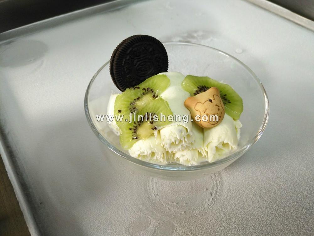 Best Selling WF1120 Thailand Fried Ice Cream Machine