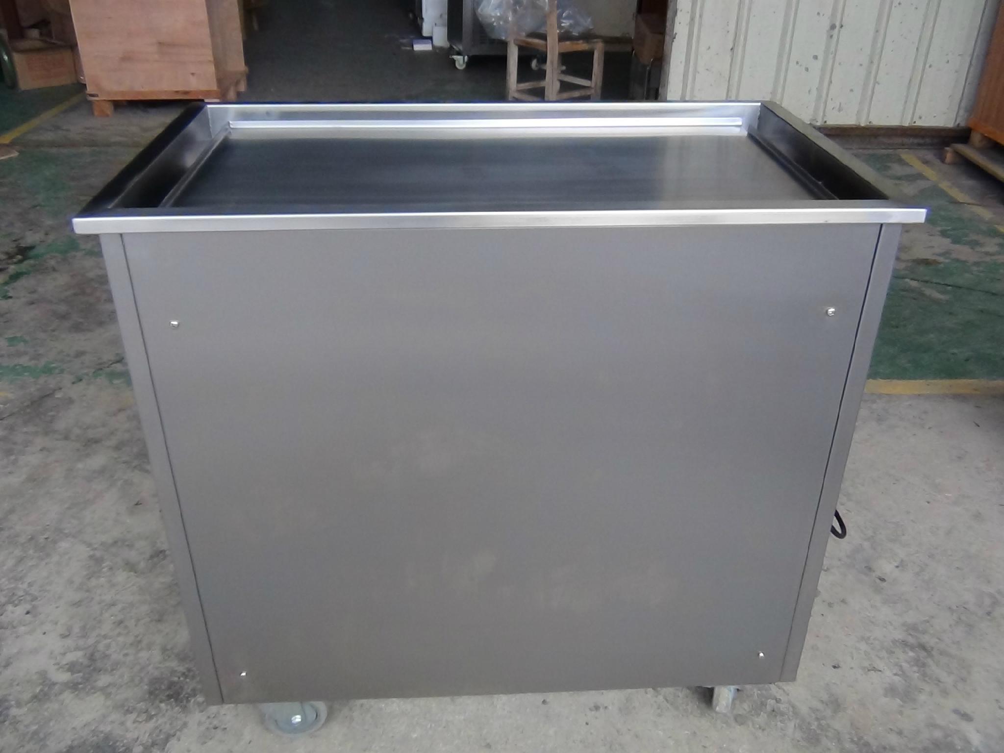 CB-100方盘炒冰机,炒冰机什么牌子好 3