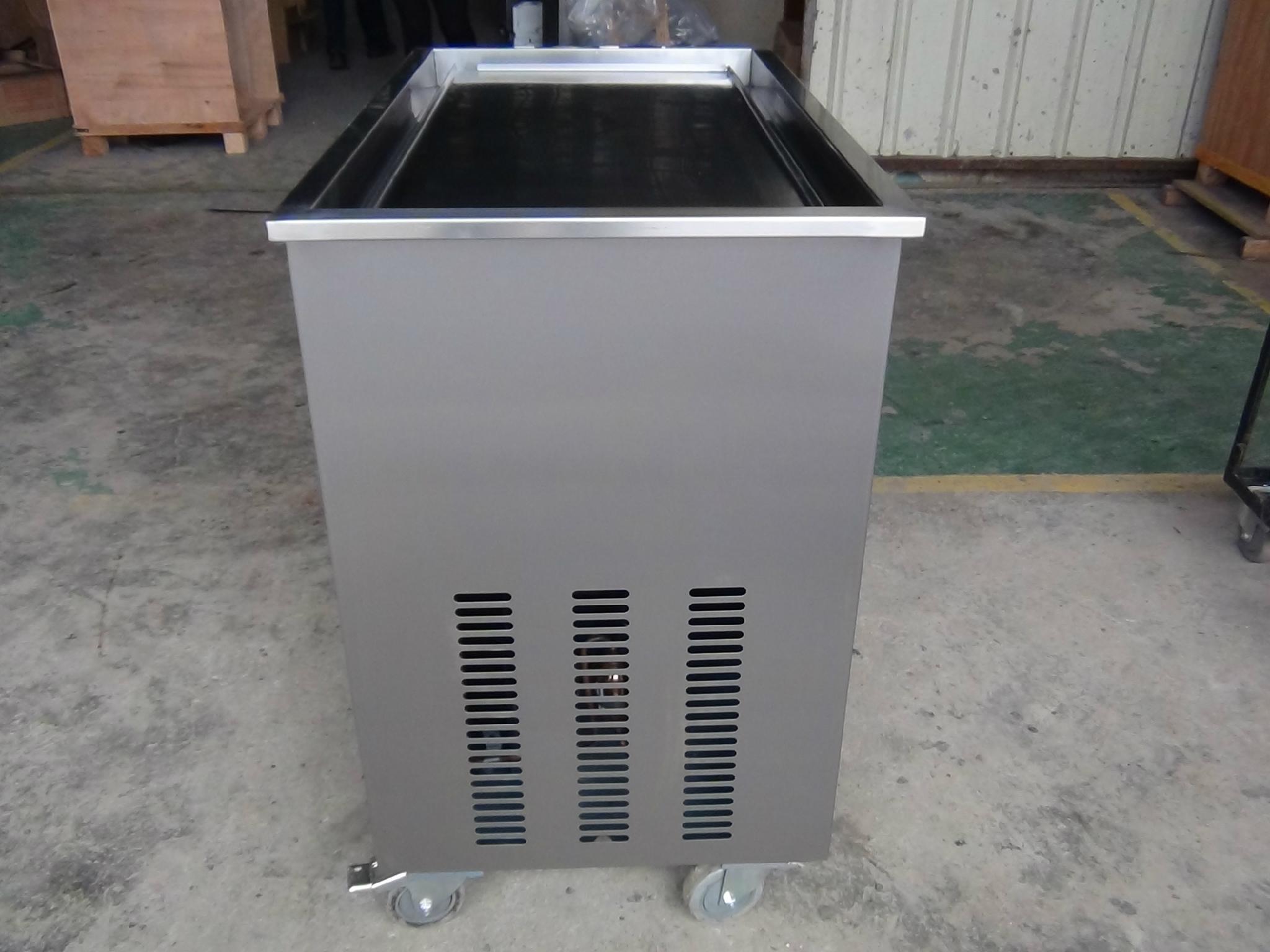 CB-100 Fried Ice Cream Machine Rolls, Fired Ice Cream Machine 5