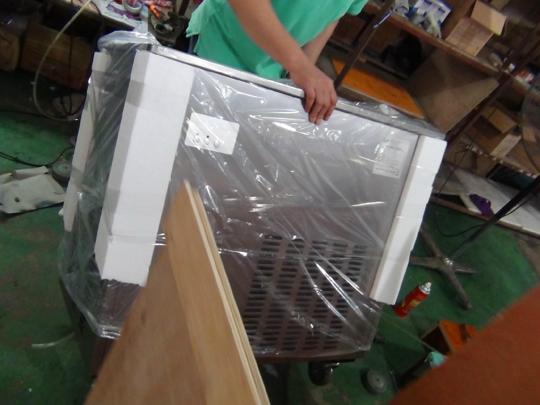 CB-100 Fried Ice Cream Machine Rolls, Fired Ice Cream Machine 8