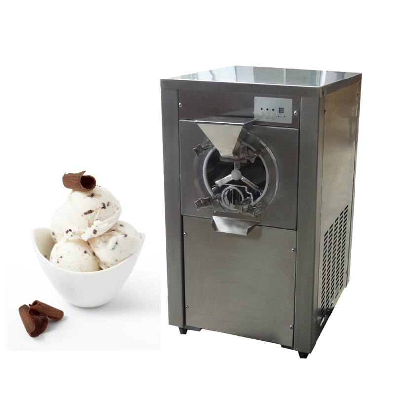 Factory Price CE Approved Business Table Top Commercial Hard Ice Cream Machine