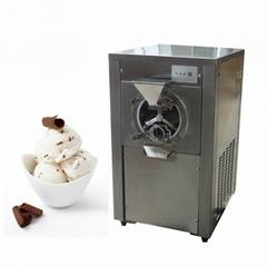 硬质冰淇淋机 商用冰激凌机 全自动冰淇淋机硬冰机