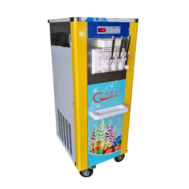 Mcdonald Wholesale Home: Commercial Used 3 Flavor Mcdonald's Soft Ice Cream Machine