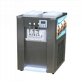 Table Top Commerical Ice Cream Machine Soft Serve frozen yogurt machine For Sale