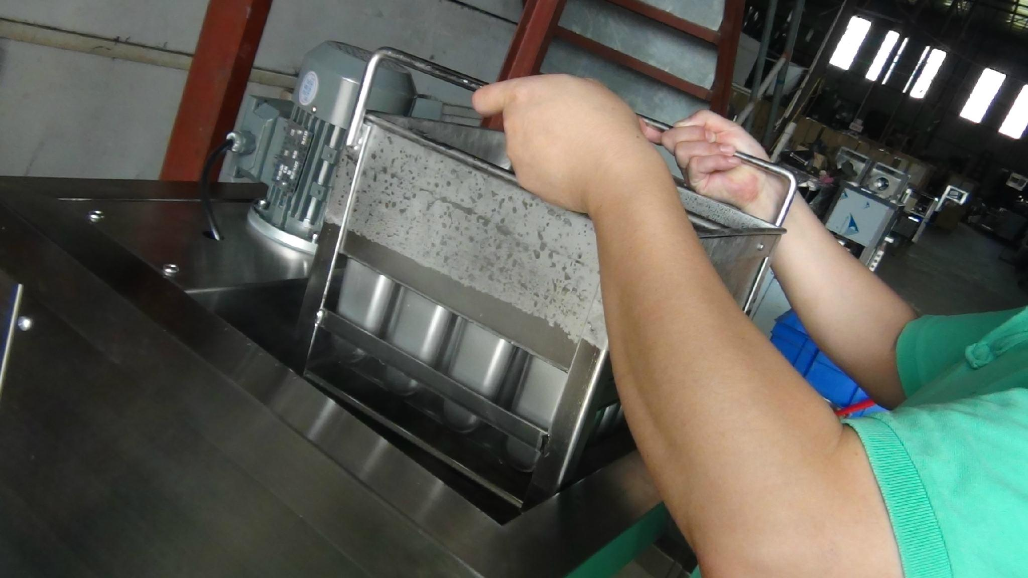 CE 1 Mould Small Commercial Italian Frozen Ice-cream Popsicle Machine For Sale