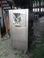 Maker Italian Gelato Hard Ice Cream Making Machine Batch Freezer For Sale