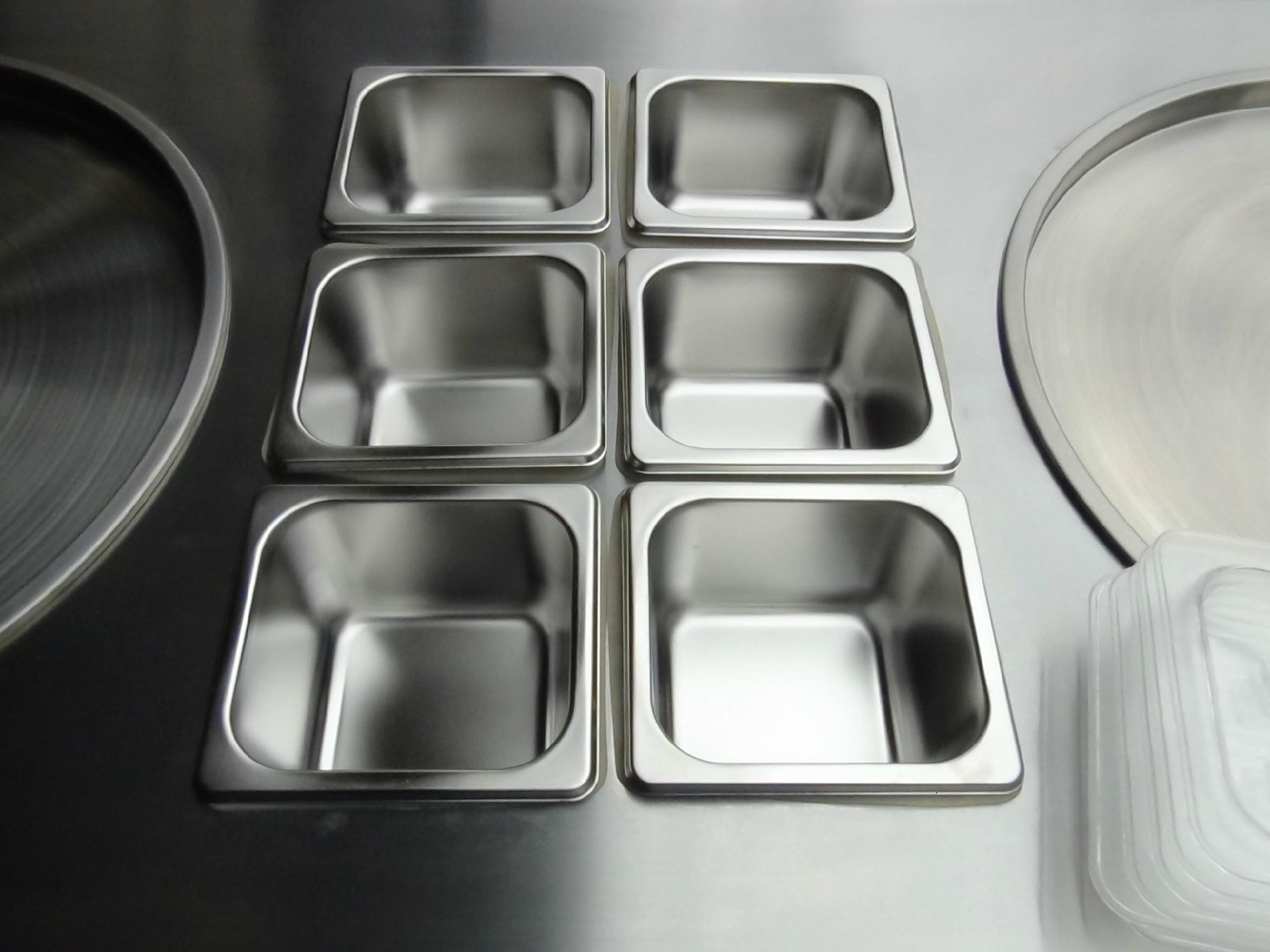 雙鍋商用圓鍋炒冰淇淋卷炒冰機炒酸奶機冰激凌卷機冰粥機