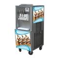 冰淇淋机商用甜筒雪糕机软冰激凌
