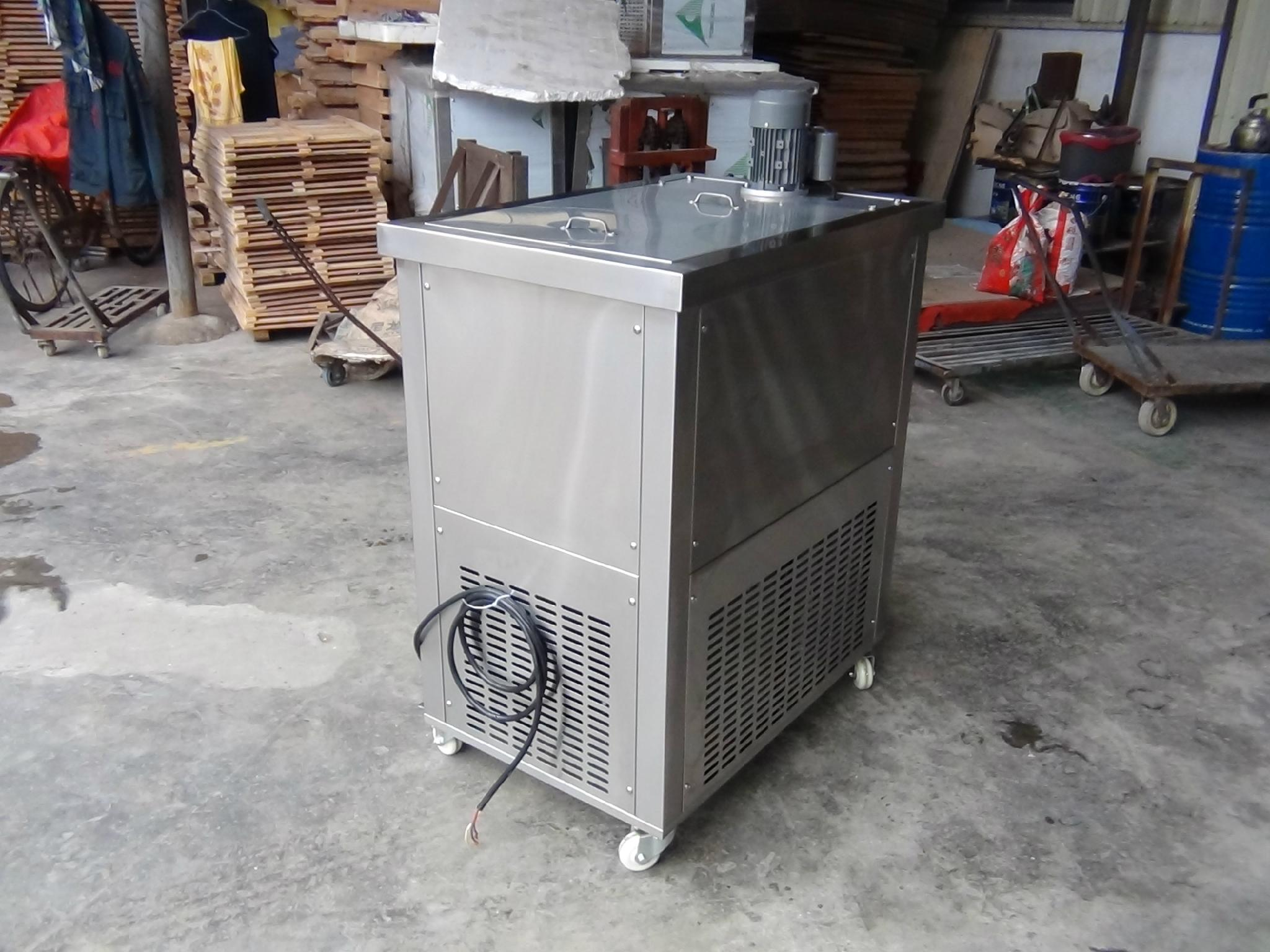4 Mould Commercial Small Ice Lolly Machine Making Ice Popsicle Machine For Sale