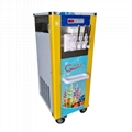 Wholesale BQ322 Frozen Ice Cream Machine
