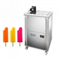 BP-4 Popsicle Machine With 4 Molds,