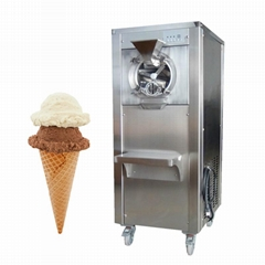 with Ce Certificate Hard Icecream Machine