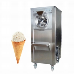 High Production Hard Ice Cream Making Machine