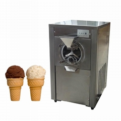 Hourly Production up to 25 Liters Commercial Gelato Machine