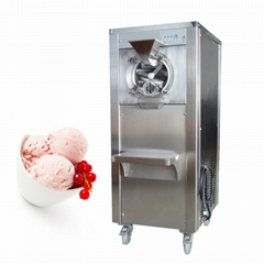 High Quality YB-40 Commercial Hard Ice Cream Machine For Sale