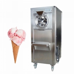 YB-20 Italy Hard Ice Cream Gelato Machine (CE), Ice Cream Gelato Machine