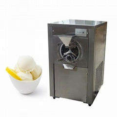 YB-15 Table Top Hard Ice Cream Machine, Commercial Hard Ice Cream Machine Price