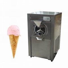 YB-15 Counter Top Hard Ice Cream Machine, Gelato Hard Ice Cream Machine