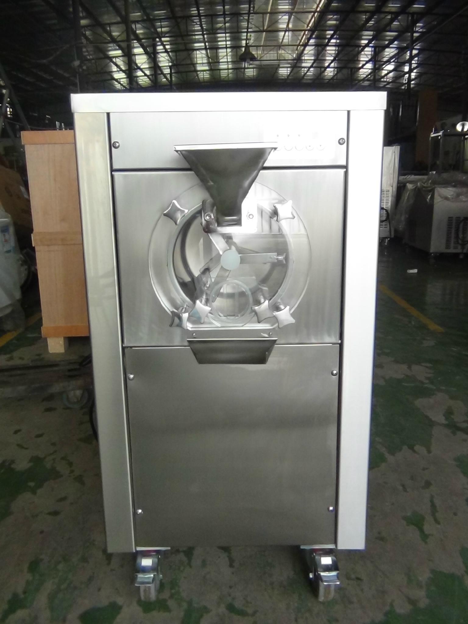 YB-15商用硬质冰激凌机,雪糕奶球机
