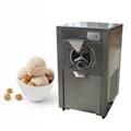 YB-15商用硬质冰激凌机,雪
