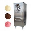 YB-20硬質商用冰淇淋機,全自動不鏽鋼甜筒雪糕機