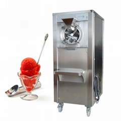 Big Capacity Hard Ice Cream Gelato Making Machine